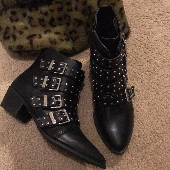 081a199b89a9d Circus by Sam Edelman Shoes | Brand New Hutton Booties | Poshmark